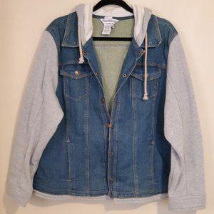 Jean/Sweater Jacket
